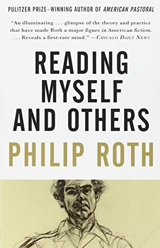 Reading Myself and Others by Philip Roth (2001-05-29)