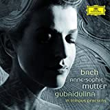 Gubaidulina: In Tempus Praesens - Bach : Concertos pour violon BWV 1041 et 1042