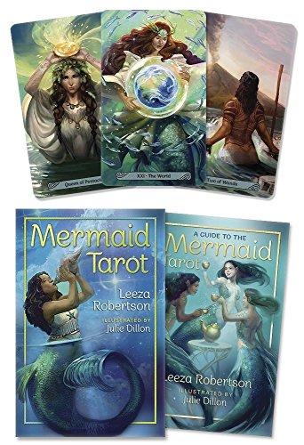 Mermaid Tarot por Leeza Robertson
