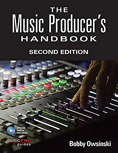 Music Producer's Handbook (Music Pro Guides) por Bobby Owsinski