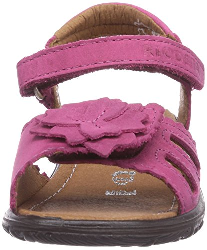 Ricosta Gundi, Sandale fille Rose - Pink (pink 342)