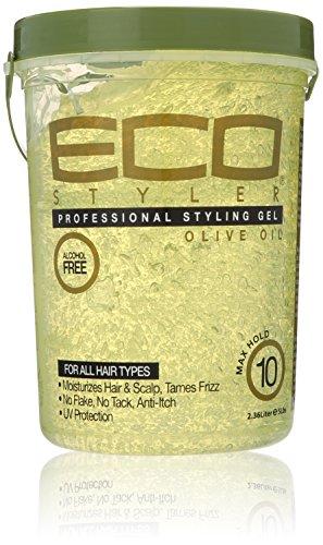 ECO Styler Gel Modellante Olio di Oliva 2.36LT (Styling prodotti; Gel)