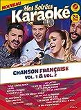Mes soirées karaoké  Chansons Françaises [2Dvd]...