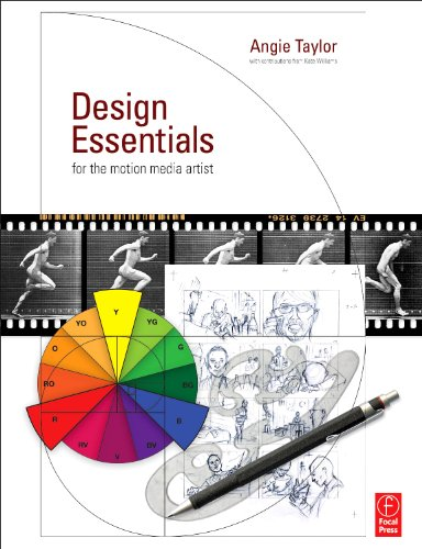 Design Essentials for the Motion Media Artist: A Practical Guide to Principles & Techniques por Angie Taylor