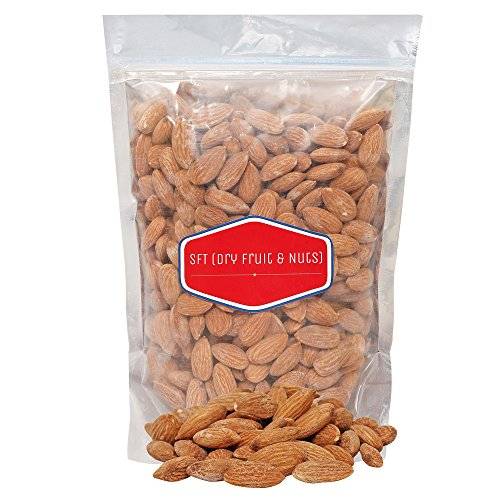 SFT Almonds Roasted & Salted California 100% Pure (Badam Giri ) 1 Kg Grade - Big Size  available at amazon for Rs.1139