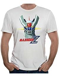 35mm - Camiseta Hombre Mazinger Z Ref 2-