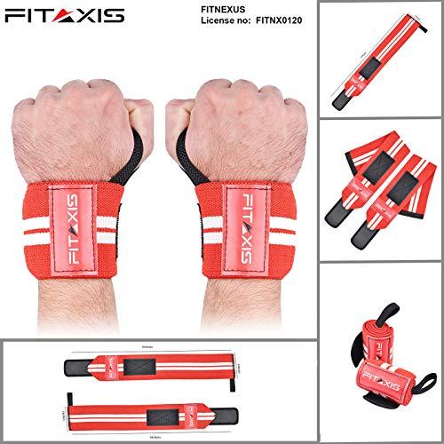 Muñequeras   Wrist Wraps/Bands for gimnasio fitness