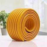Bluelover Accessoires De Bande De Protection pour Pare-Chocs Électriques Monocycle - Jaune & Orange