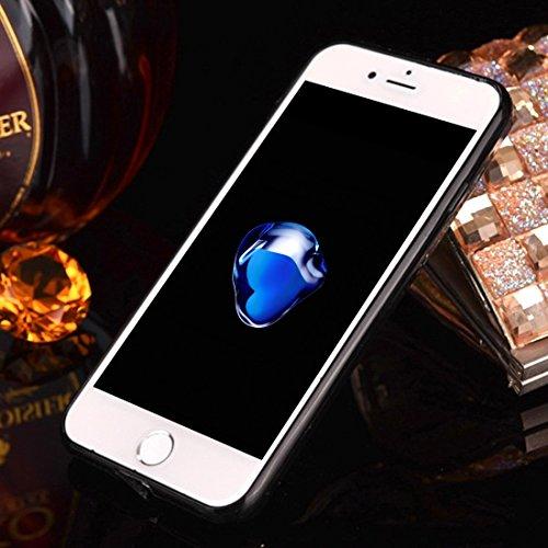 Hülle für iPhone 7 plus , Schutzhülle Für iPhone 7 Plus Blume Soft TPU Schutzhülle ,hülle für iPhone 7 plus , case for iphone 7 plus ( SKU : Ip7p2295l ) Ip7p2295d