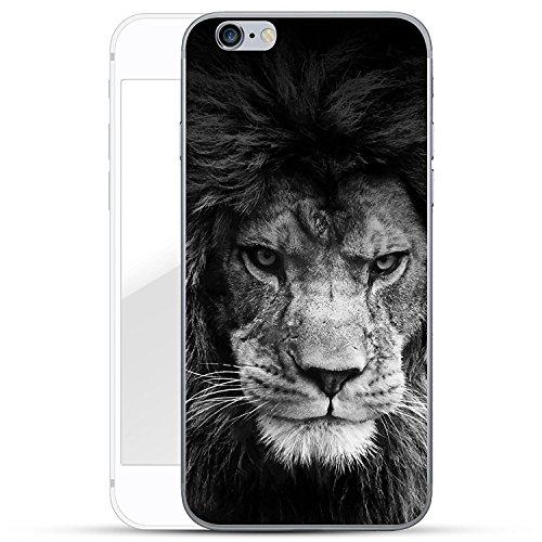 Blitz® PRINCESSE motifs housse de protection transparent TPE iPhone La Petite Sirène M8 iPhone 7 M13 Leo