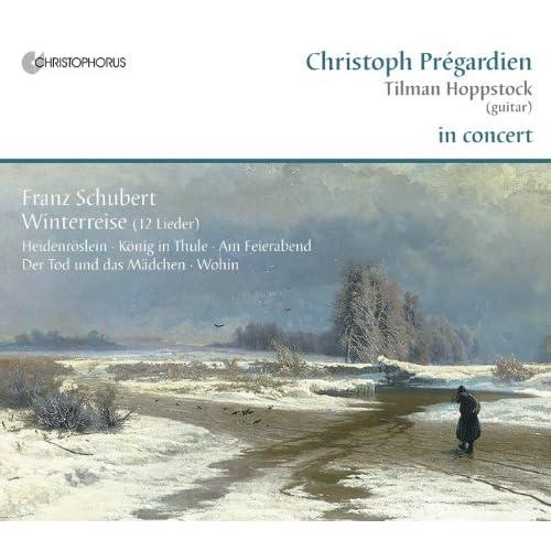 Der Tod und das Madchen, Op. 7, No. 3, D. 531 (arr. T. Hoppstock for tenor and guitar)