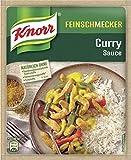 Knorr Feinschmecker Sauce Curry, 19er Pack (19 x 47 g)