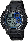Q&Q Digital Grey Dial Men's Watches - M1...
