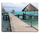 luxlady Gaming Mousepad imagen ID: 35216791Muelle del Hotel Melia Cayo Guillermo Océano Atlántico Cuba