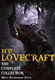 H. P. Lovecraft: The Complete Collection. (With Accompanying Facts): 62 Short Stories and 5 Novellas. (English Edition)