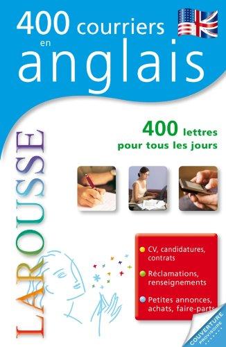 400 courriers en anglais par Carine Girac-Marinier, Collectif