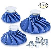 3 Pack Set Stück Eisbeutel Sport Injury Bag Eiskappe Wiederverwendbare Gesundheitswesen Kältetherapie Pack Cool... preisvergleich bei billige-tabletten.eu