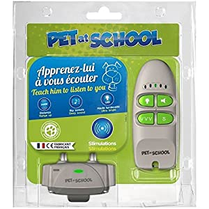 NUM'AXES Collier de Dressage Soft Pet At School pour Chien