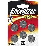 Lot de 6piles Energizer au lithium 3V CR2032