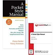 Pocket Style Manual with 2016 MLA Update