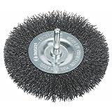 Bosch 1609200273 Schleifzubehör Scheibenbürste 100 mm Grob