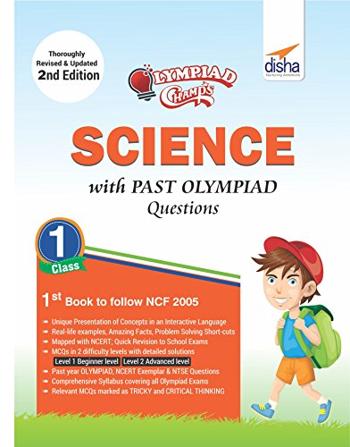 Olympiad Champs Science Class 1 with Past Olympiad Questions