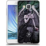 Official Anne Stokes Lost Soul Angels Soft Gel Case for Samsung Galaxy A5