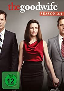 The Good Wife - Season 2.1 [3 DVDs]