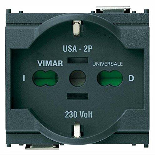 VIMAR Presa 2p+T 16a Universale Della Serie Idea