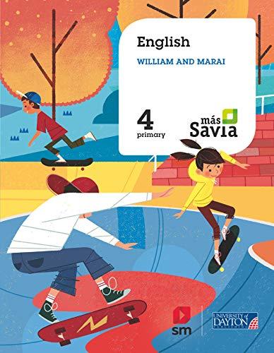 English for Plurilingual Schools. 4 Primary. Más Savia