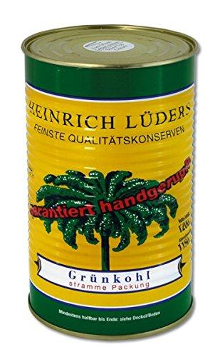 Dosenversteck, MEGA Vol. Heinrich Lüders Grünkohl