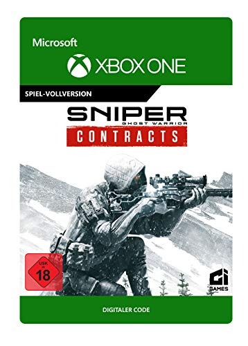 Sniper Ghost Warrior Contracts Standard   Xbox One - Download Code