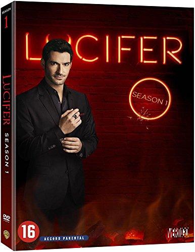 Lucifer - Saison 1 - DVD - DC COMICS