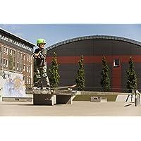 Hudora Skateboard Harlem ABEC 7–skateboarding, 12752