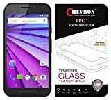 Chevron 0.3mm Pro+ Tempered Glass Screen Protector For Moto G 3rd Generation / Moto G Turbo