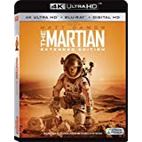 The Martian (Extended Cut) [4K Ultra HD/Blu-ray] (2015) | Imported from USA | 20th Century Fox | 151 min | Adventure Sci-Fi Dolby Atmos| Director: Ridley Scott | Starring: Matt Damon, Jessica Chastain