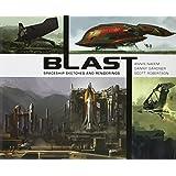 Blast - Spaceship Sketches and Renderings