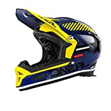 O 'Neal Fury RL Helm Afterburner Fahrrad, Men, Fury Rl Afterburner