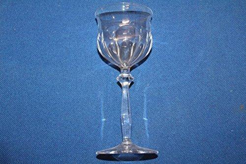 vintage13.de WMF Glas Weinglas Weinkelch Geschliffen Cristal Cabinet 19,5 x 8 cm