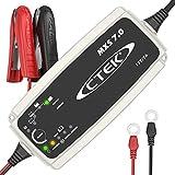 CTEK MXS 7.0 - Vollautomatisches Batterieladegerät (Grundladung, Erneuerung, Erhaltungsladung von Auto-, Caravan und Wo
