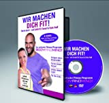 Vorteilsangebot: Body and Mind DVD: Wir machen Dich fit! + Body and Mind Ionen Armband