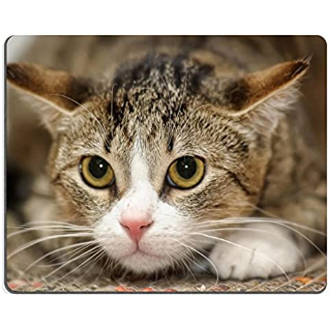 Liili Mouse Pad-Tappetino per Mouse in gomma naturale, motivo