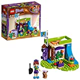 #2: Lego Friends Mia's Bedroom Building Blocks with Tree House for Girls 6 to 12 Years (86 pcs) 41327