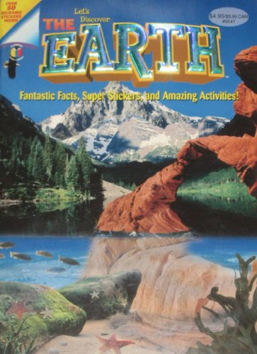 The Earth (Let's Discover) [Taschenbuch] by Playmore thumbnail