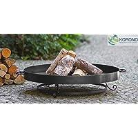 Buschbeck Aufsatz für Feuerschale Eisen verschiedene Größen