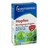 Klosterfrau Hopfen Stress Reduction Herb 120 pills-IMPORTED from GERMANY-SHIPPING from USA by Klosterfrau