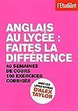 Anglais au lycée - Faites la différence