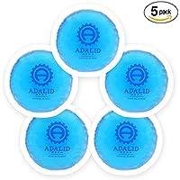 Klein Gel Ice-Packs mit Gewebeunterlage für heiße oder kalte Therapie zu behandeln verschiedene Schmerzen, Verletzungen... preisvergleich bei billige-tabletten.eu