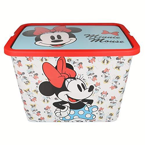 Minnie Mouse-Box Click 23L Vintage ', Speicher (Stor st-02806) (Speicher Minnie)