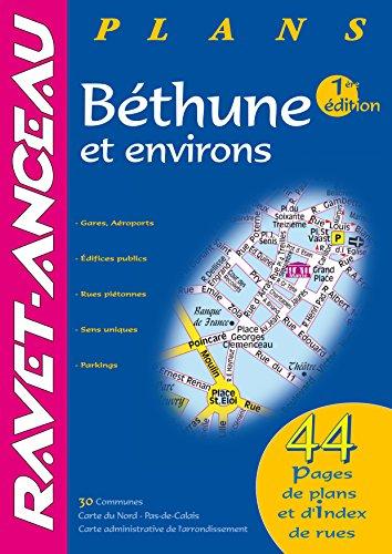 Guide-plans Béthune et environs